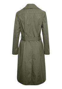 InWear - YUMA - Trenchcoat - beetle green - 6