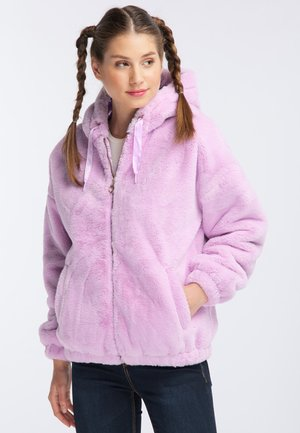 Winter jacket - lilac