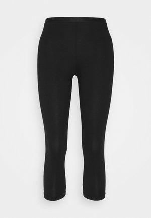 NATURAL COMFORT - Pyjama bottoms - schwarz