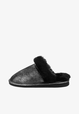 ELBANE - Pantoffels - black