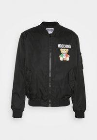 MOSCHINO - JACKET - Bomber Jacket - fantasy black - 0