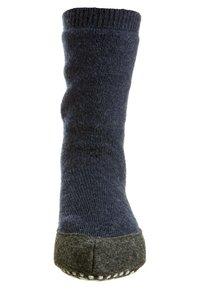 FALKE - COSYSHOE - Slippers - dark blue - 3