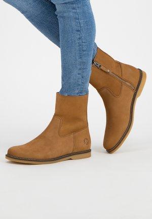 MARSEILLE  - Ankle boots - cognac