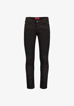 Slim fit jeans - schwarz (15)