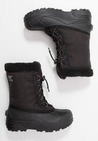 Sorel - CUMBERLAN - Winter boots - black - 0