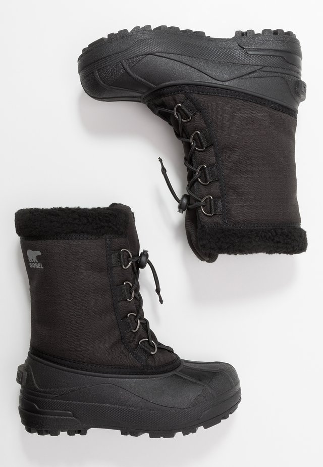 CUMBERLAN - Winter boots - black