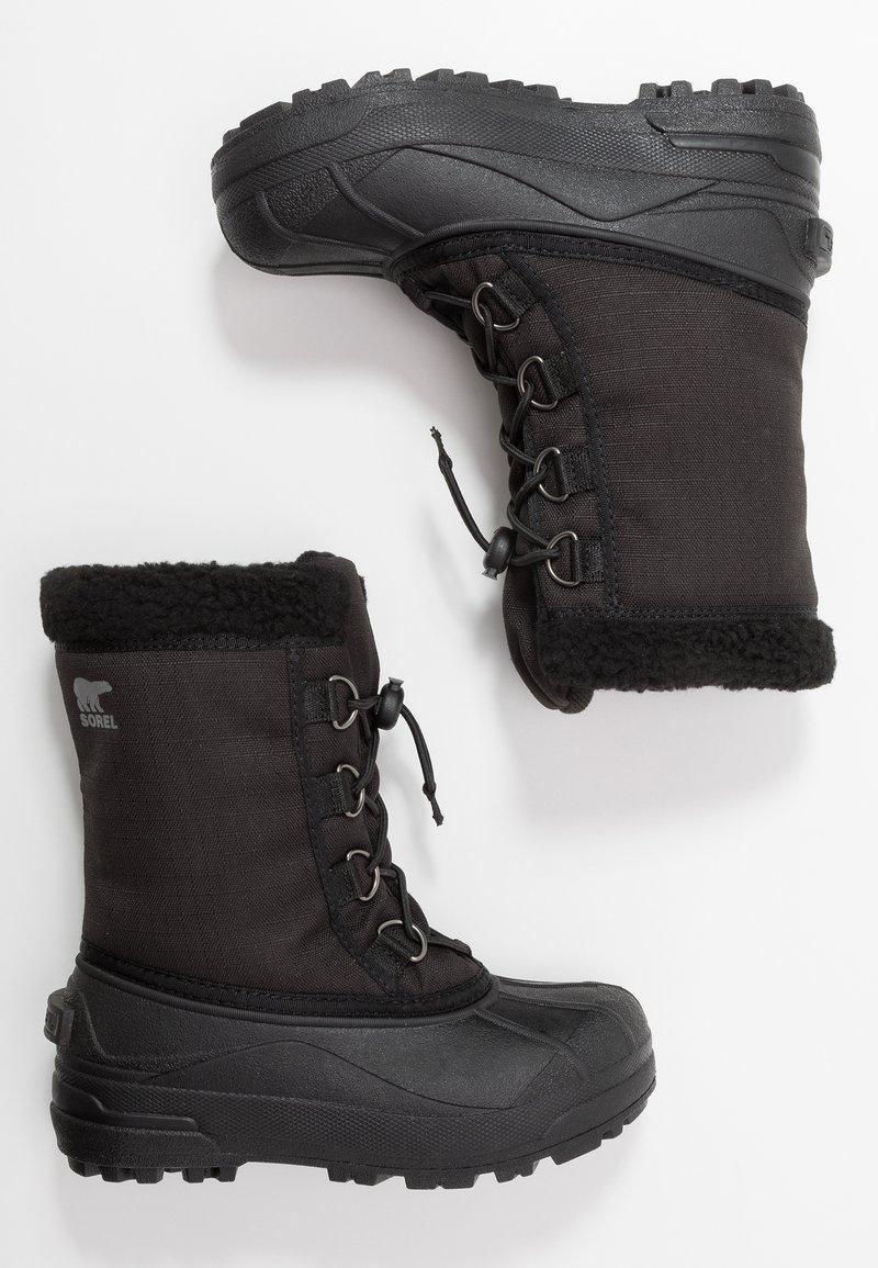 Sorel - CUMBERLAN - Winter boots - black
