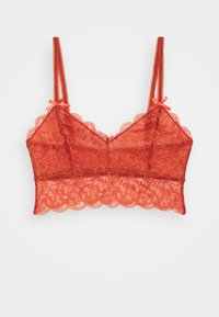 Wolf & Whistle - EVERYDAY - Triangle bra - rust - 0