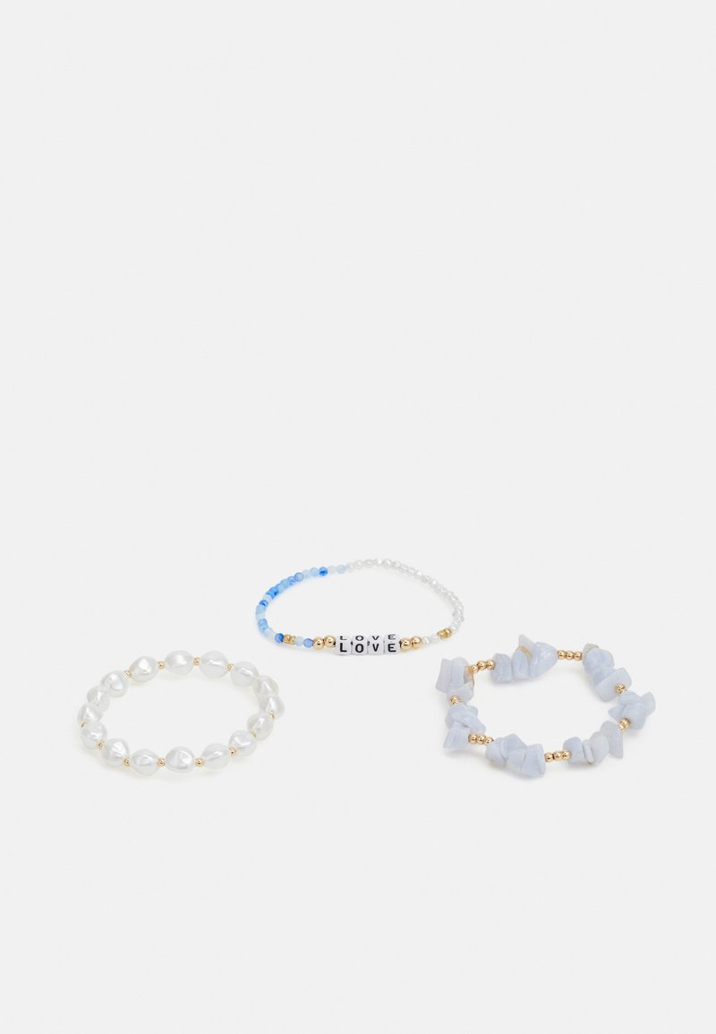 LIARS & LOVERS - MIXED BEAD BRACELETS 3 PACK - Bracelet - multi-coloured