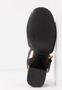 See by Chloé - Ankle strap ballet pumps - nero - 6