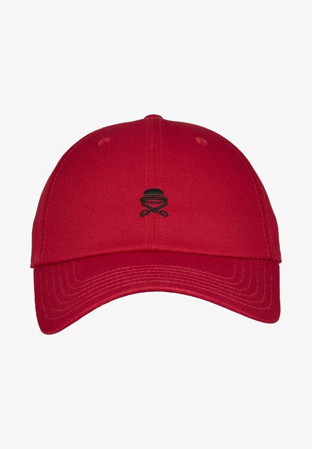 PA SMALL ICON  - Cap - red/black