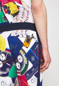 Polo Ralph Lauren - Pantalon de survêtement - white - 4