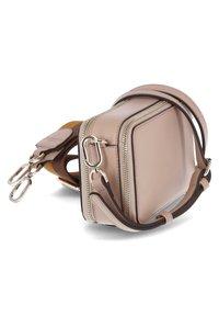 Seidenfelt - FALUN - Across body bag - beige - 1