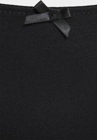 DORINA - LIANNE 3 PACK - Briefs - black - 5