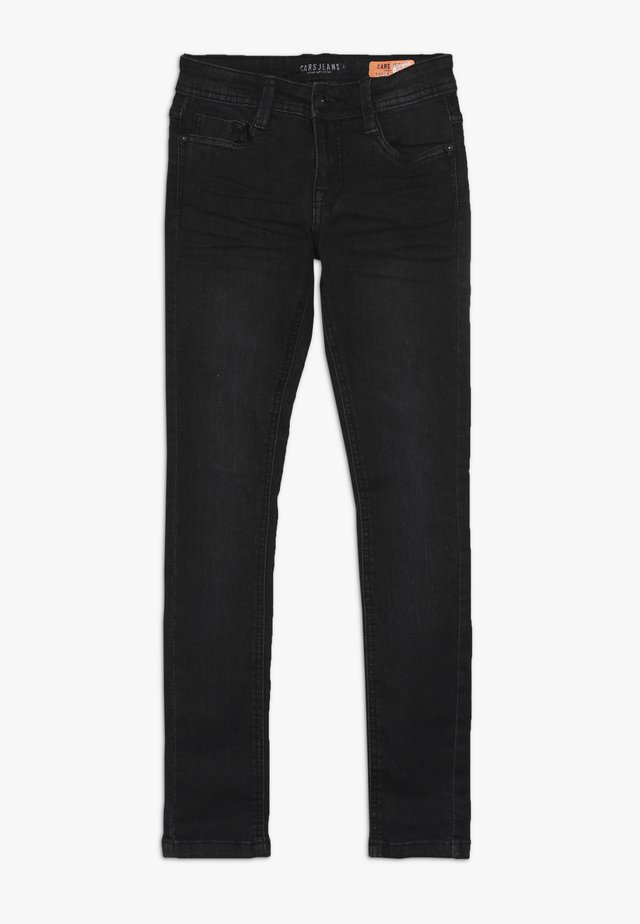 KIDS DAVIS - Jeans Skinny Fit - black used