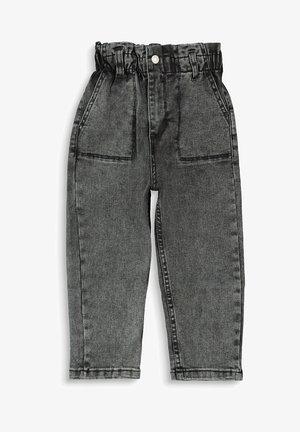 FASHION  - Straight leg jeans - grey dark washed
