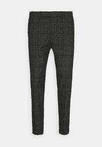Cinque - CIBEPPE TROUSER - Oblekové kalhoty - dark grey - 0