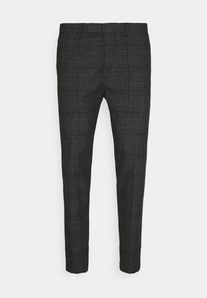 CIBEPPE TROUSER - Pantalon de costume - dark grey