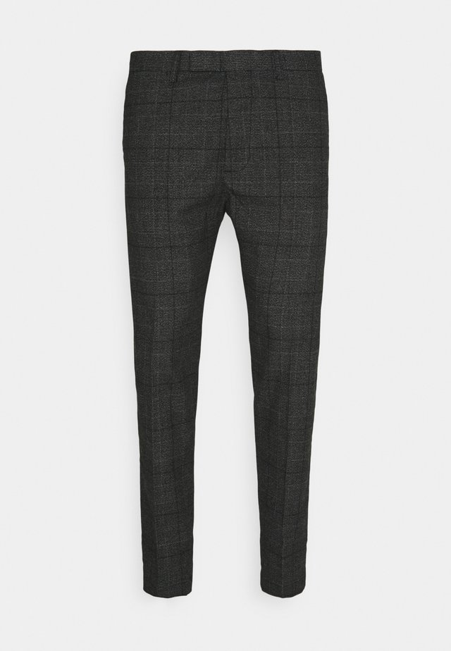 CIBEPPE TROUSER - Pantalon - dark grey