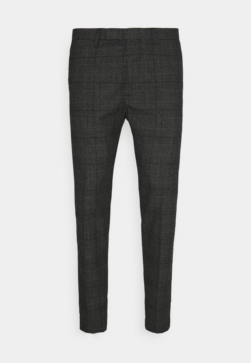 Cinque - CIBEPPE TROUSER - Oblekové kalhoty - dark grey