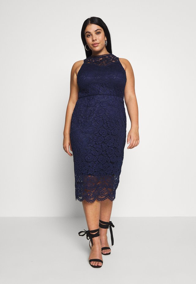 ONEIDA DRESS - Cocktail dress / Party dress - navy