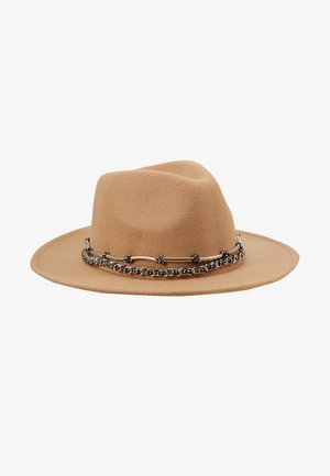Hat - taupe