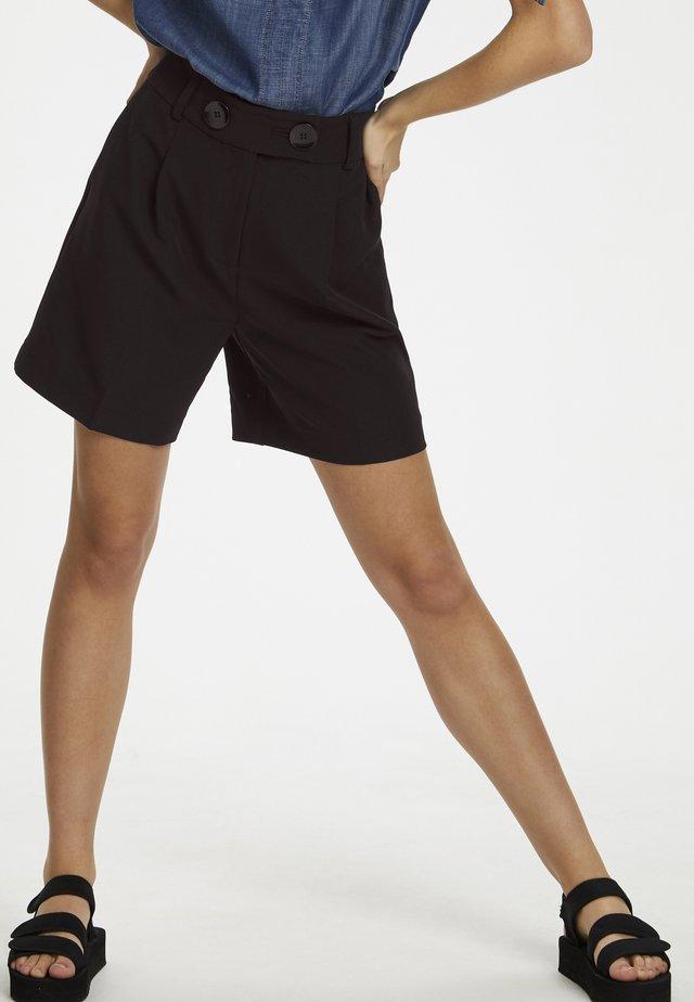 DHIDA - Shorts - black