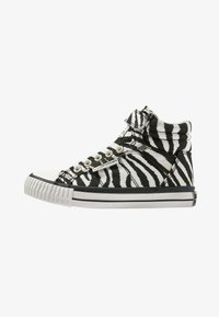 British Knights - DEE - High-top trainers - zebra - 0