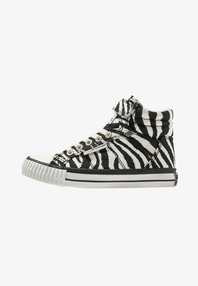 DEE - Sneakers hoog - zebra