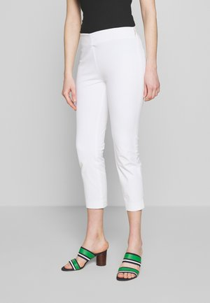 PANT - Leggings - Trousers - white