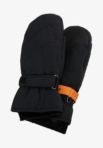 KARMANI GORE WARM MITTEN LADY GLOVE - Rękawiczki z jednym palcem - black