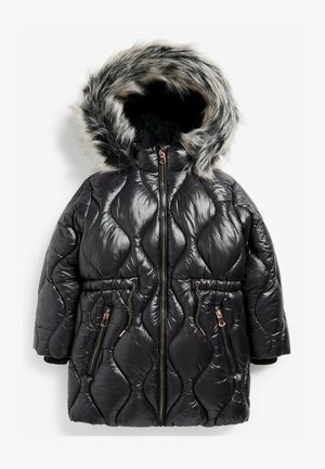HIGH SHINE  - Winterjas - black