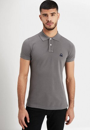 Poloshirts - anthracite