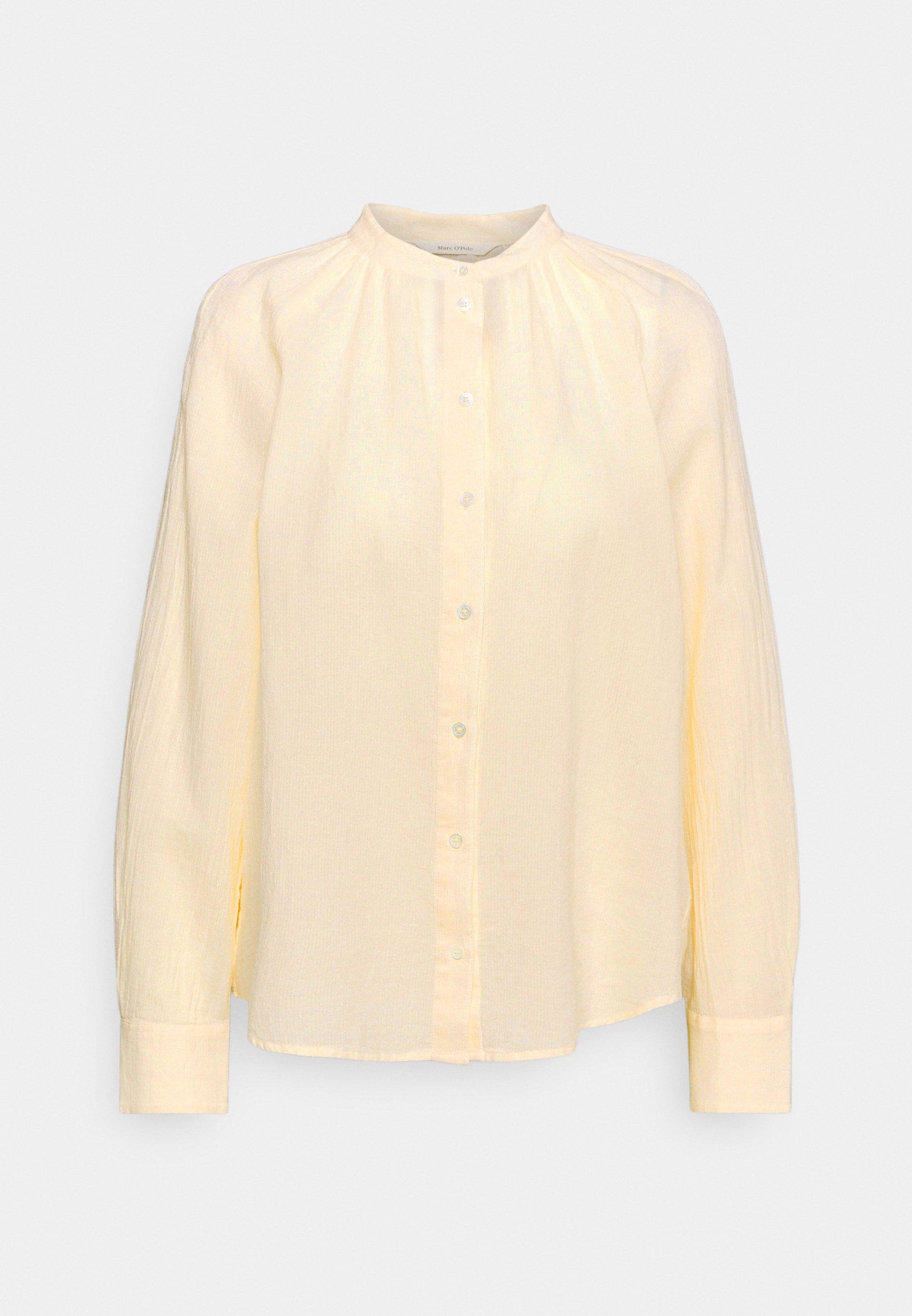 Women BLOUSE LONG SLEEVE - Button-down blouse
