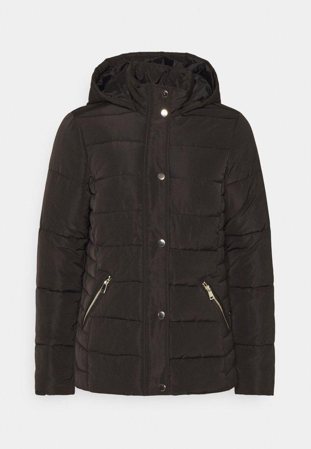 PUFFER COAT - Veste d'hiver - black