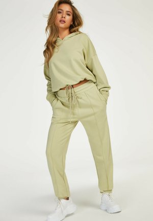SNUGGLE ME - Pantaloni del pigiama - green