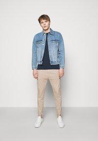 DRYKORN - SAMUEL - Basic T-shirt - dark blue - 1