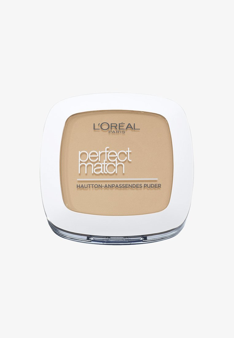 L'Oréal Paris - PERFECT MATCH POWDER - Powder - 4n beige