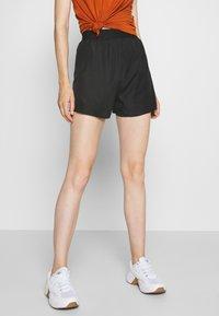 Even&Odd active - Sports shorts - black - 0