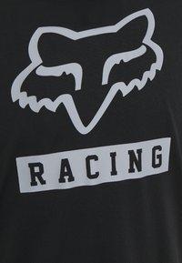 Fox Racing - RANGER BLOCK - T-Shirt print - black - 2