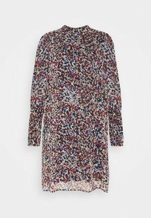 VMELLIE SMOCK SHORT DRESS - Day dress - snow white