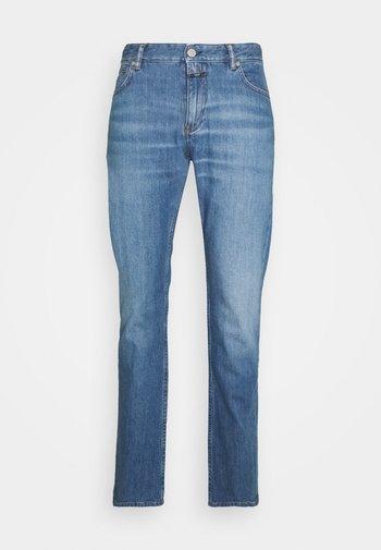 UNITY - Slim fit -farkut - light blue