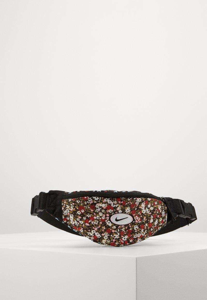 Nike Sportswear - HERITAGE - Bum bag - black