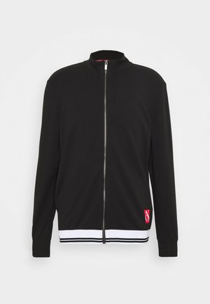 FULL ZIP - Sweatjakke /Træningstrøjer - black