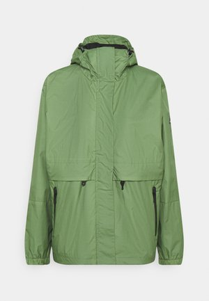 ENOLA - Hardshell jacket - antique green
