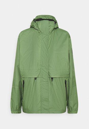 ENOLA - Hardshell jacket - antique green