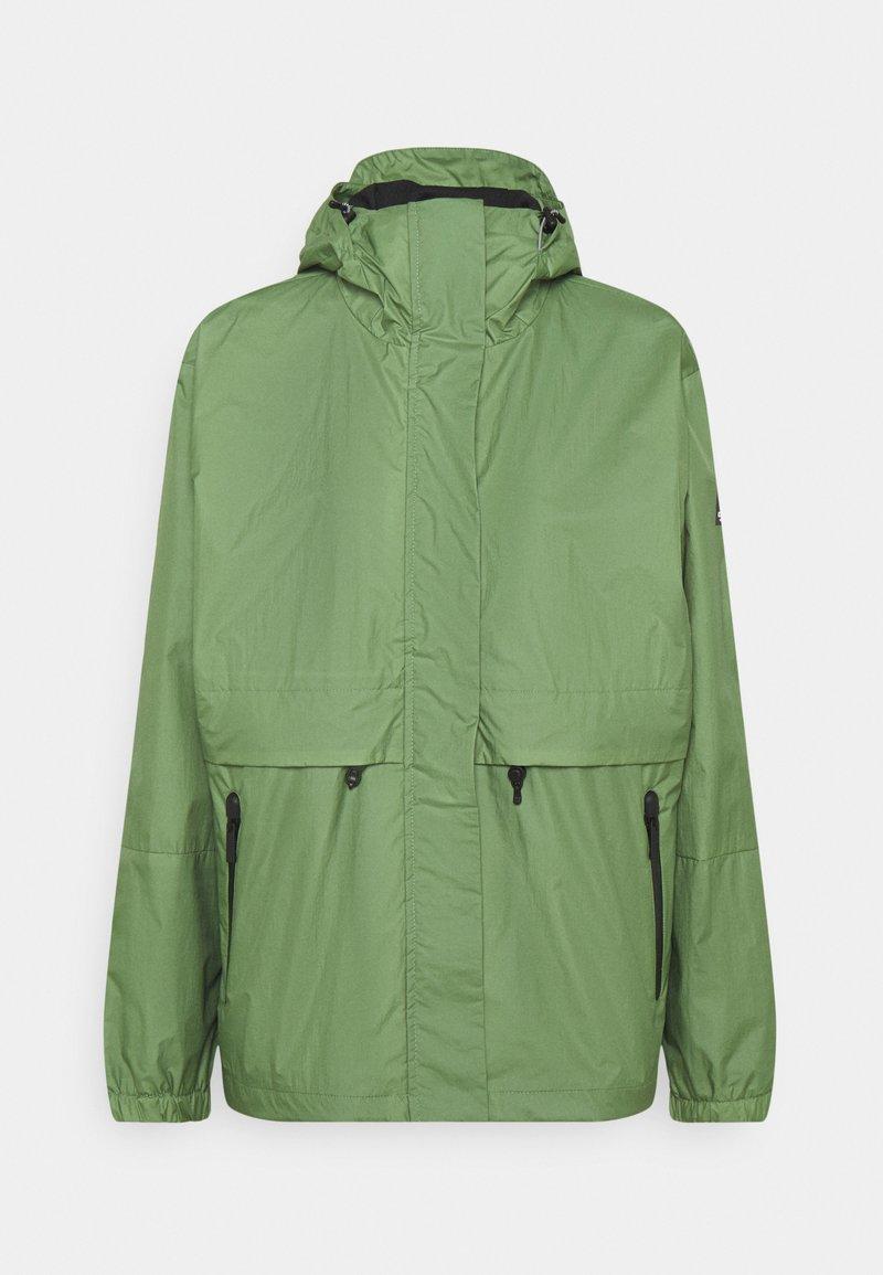 Icepeak - ENOLA - Hardshellová bunda - antique green