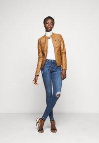 River Island Tall - Jeans Skinny Fit - blue denim - 1