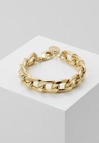 SNÖ of Sweden - MARIO MIDDLE BRACE PLAIN - Bracelet - gold-coloured - 0