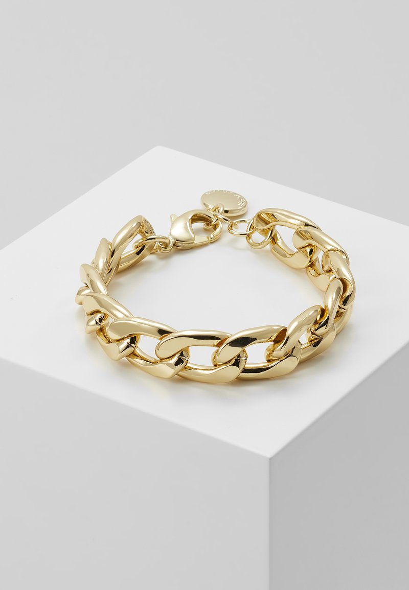 SNÖ of Sweden - MARIO MIDDLE BRACE PLAIN - Bracelet - gold-coloured